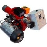 AL-10V - горелка на отработанном масле для котла или парогенератора, Якутск