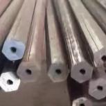 Шестигранник буровой 25 отверстие 7,2мм; 22 отв. 6,5мм; сталь 55С2, Якутск
