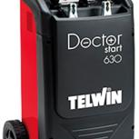 Зарядно-пусковое устройство Telwin Doctor Start 630, Якутск