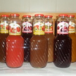 Соки, напитки, нектары, Якутск